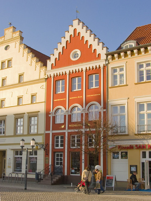 Patrizierhaus Greifswald