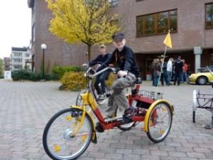 Projektförderung E-Mobilität