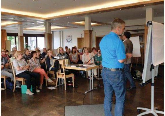 Fortbildung Birger-Forell-Sekundarschule im September 2015