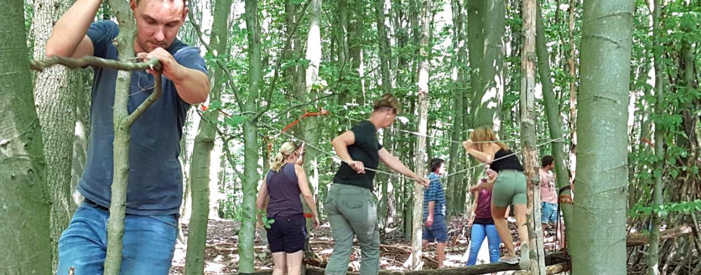 Gefördertes Projekt: Psychomotorisch orientierte Naturpädagogik