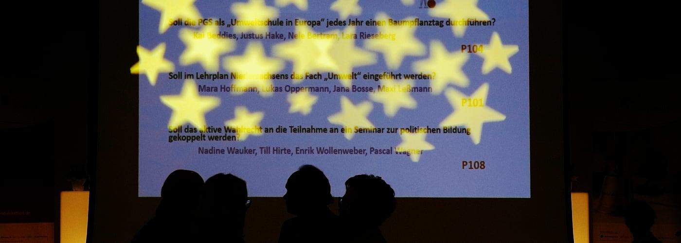 Evangelischer Schulbund Nord - Debattieren